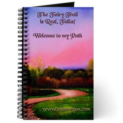 Fairy Trails journal