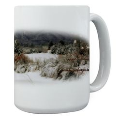 And thru the woods mug